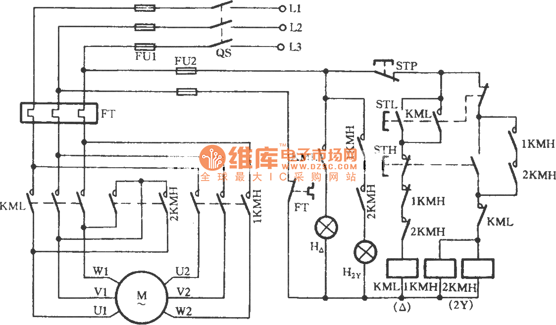 33 Two Speed Motor Wiring Diagram