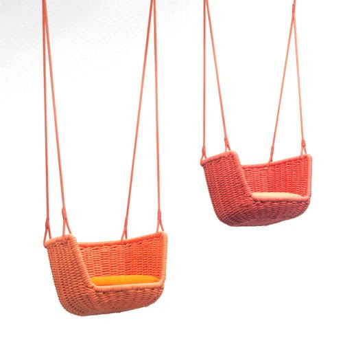 Hanging Chairs, Beds, Lounges on Pinterest