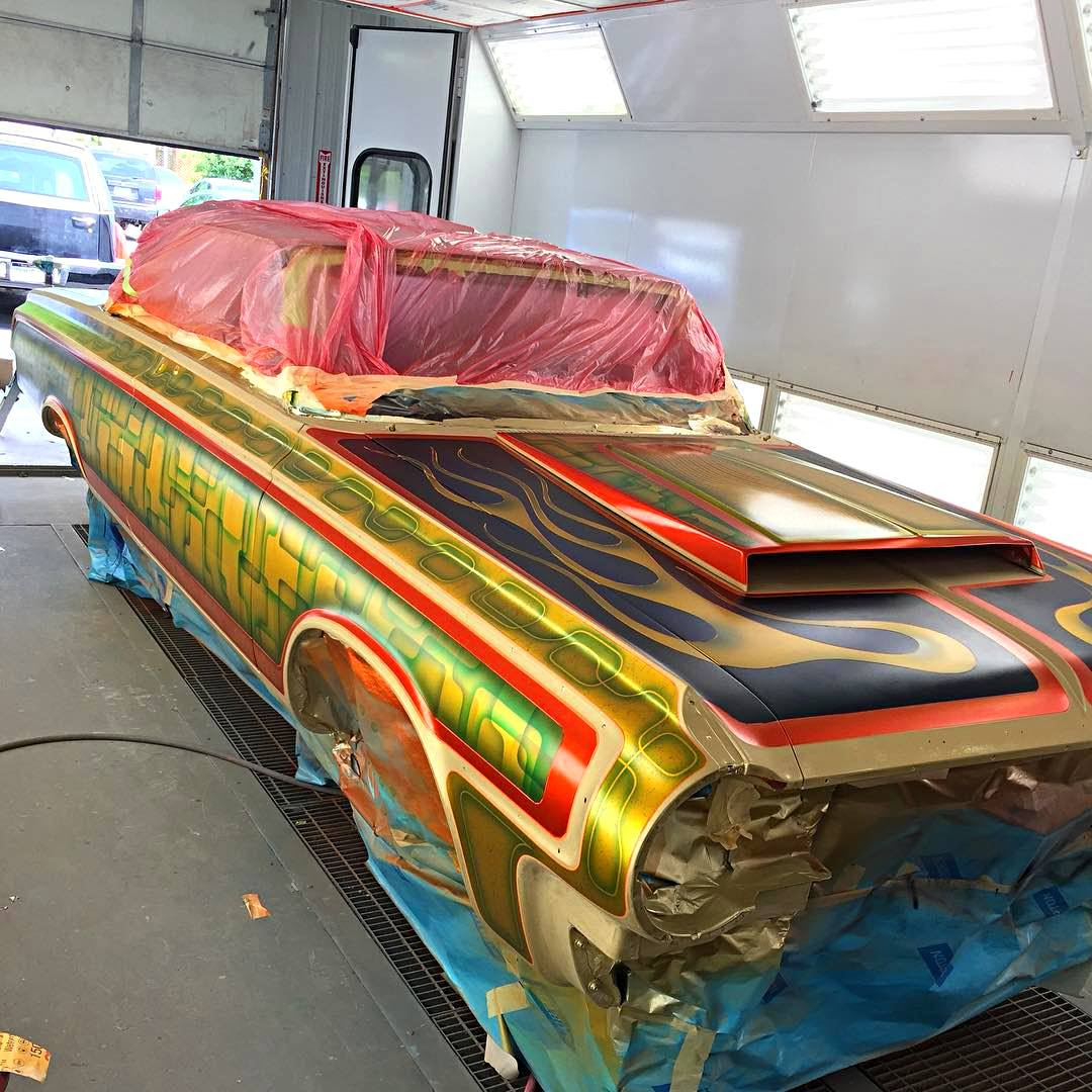 Travis Hess' 1964 Dodge 440 Is a Fast Work of Art - Hot ...