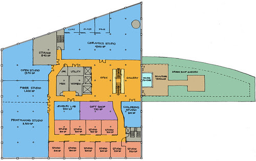 CLAC 2nd floor 010509