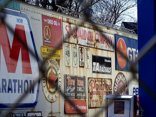 Bill Shea's Route 66 Shop