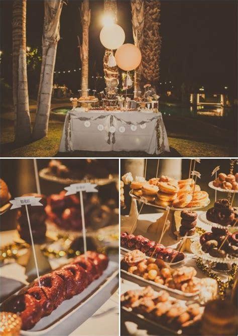 35 best Donut Station images on Pinterest   Wedding donuts