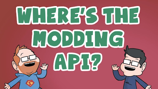A lot has changed in the year, a lot has not. Who has a good api? #minetest