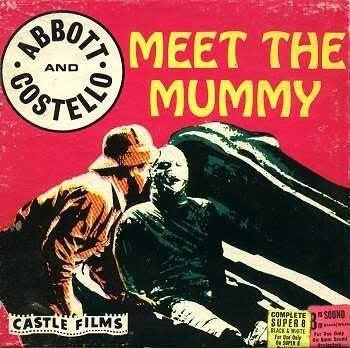 Bud Abbott Lou Costello Mummy