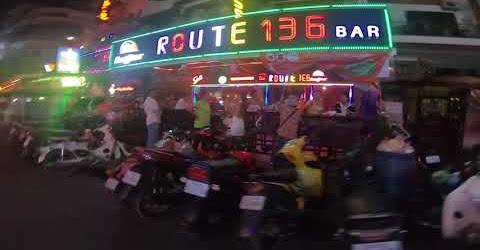 Khám phá phố đèn đỏ - thiên đường ăn chơi thác loạn tại Phnom Pênh, Campuchia