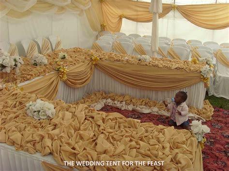 African Wedding Decor   Romantic Decoration