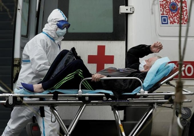 Russia Struggles To Contain Coronavirus, Infections Cross 1,00,000 & Hospitals Become Hotspots