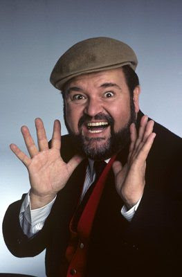 Actor, all around funny guy, Dom DeLuise