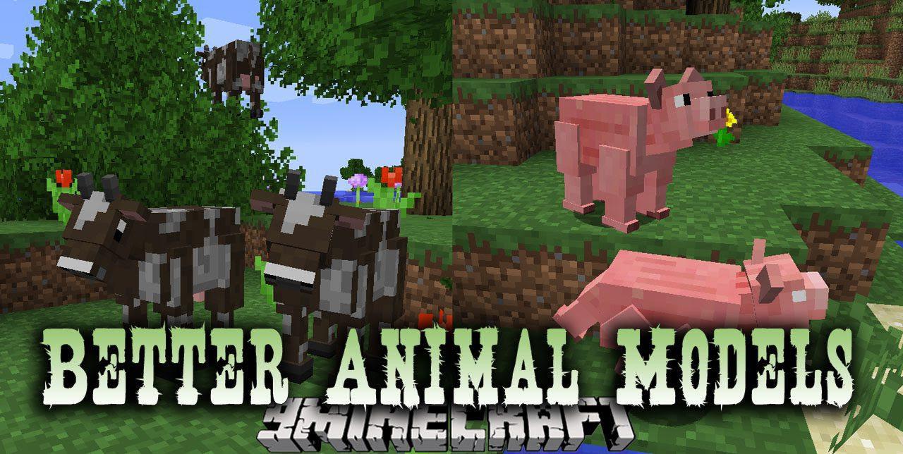 Minecraft Mod 1 12 2 Zoo & Wild Animals - Muat Turun j