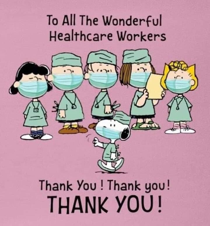 Thank You Healthcare Workers Pictures, Photos, and Images ...