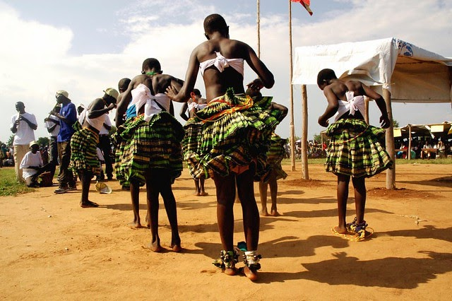 Culture of Uganda   The Big Jackfruit Tree