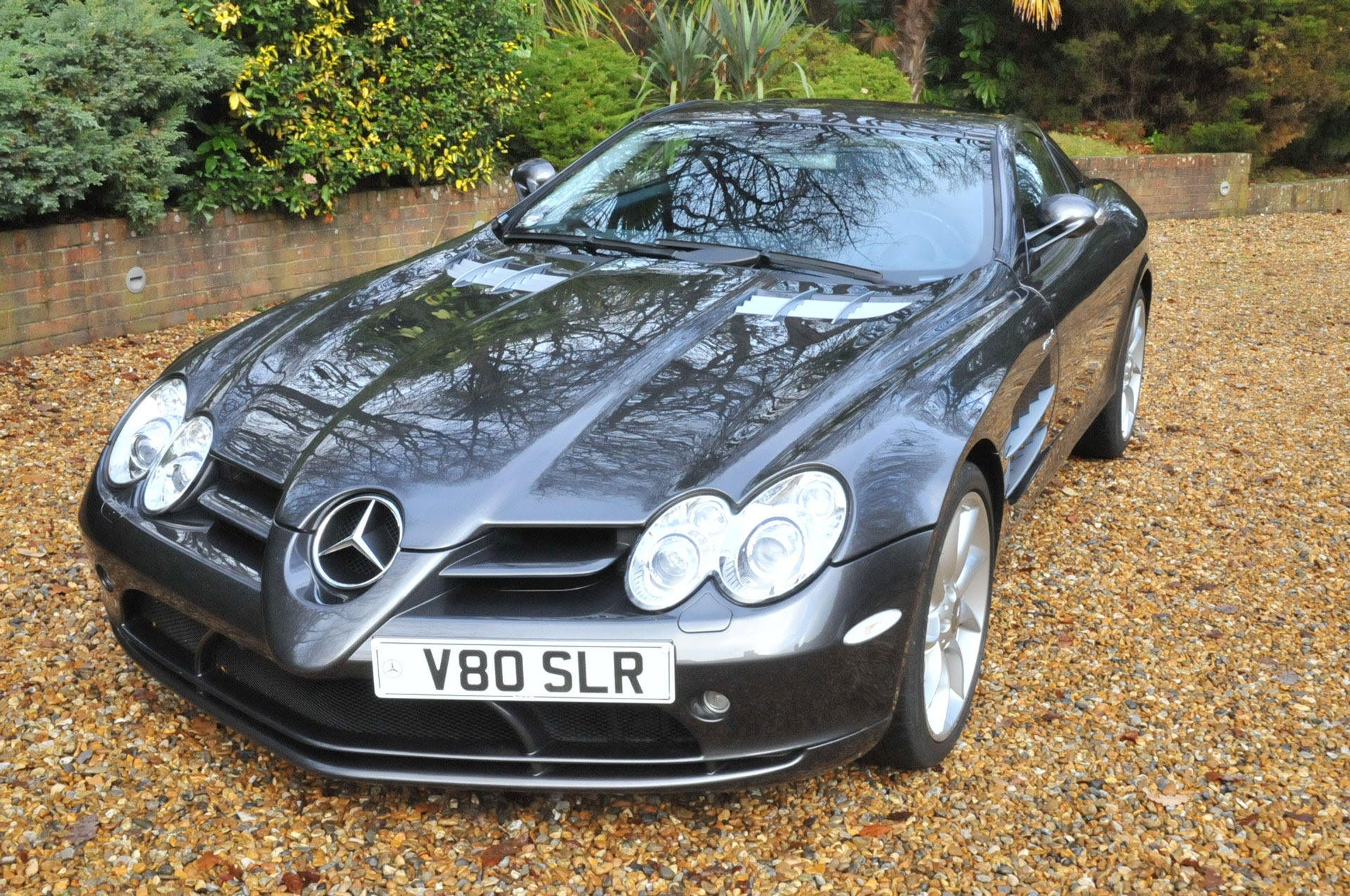 2007 Mclaren Mercedes SLR for sale 01420474411 - LCA
