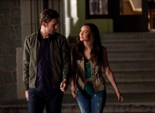 lindsay lohan vampire diaries. The Vampire Diaries TV Show