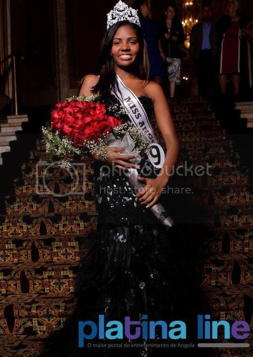 Vaumara Rebelo 11 Miss Universal : Vaumara Rebelo – Miss Angola 2012 , Miss Angola USA 2012 Miss Universe 2013, Brenda Gonzalez