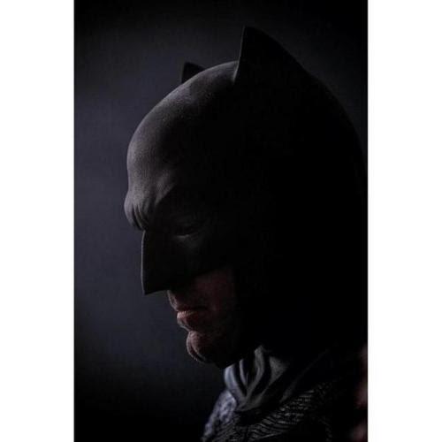 howtoraiseageek:<br /><br />Batman.<br />As tweeted by Zack Snyder.<br />