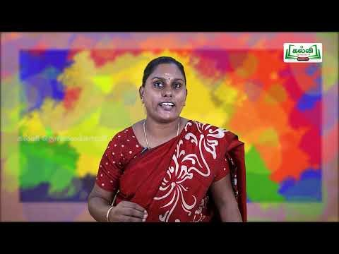 3rd Social Science Bridge Course சரணாலயங்கள் - குழந்தை நாள் 9, 10 Kalvi TV
