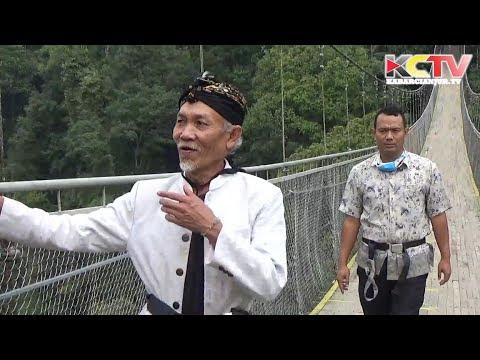 Uji Nyali Objek Wisata Situ Gunung