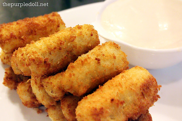 Korean-Style Croquettes