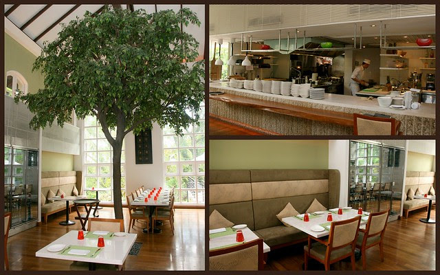 The Garden focuses on wholesome and contemporary cuisine