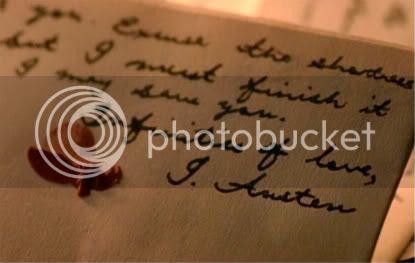 austen letter