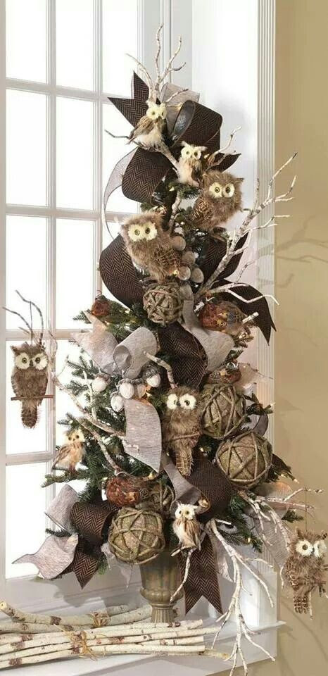 Owls for the Holidays