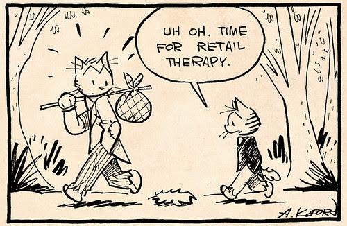Laugh-Out-Loud Cats #1898 by Ape Lad