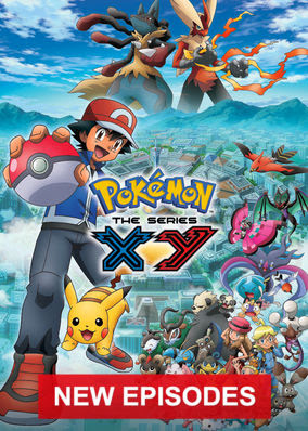 Pokémon: XY - Season Kalos Quest