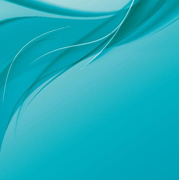 Blue green abstract background vector material free download