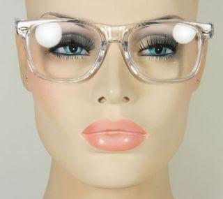 Mens Or Womens Clear Square Rectangular Frame Glasses Eyeglasses