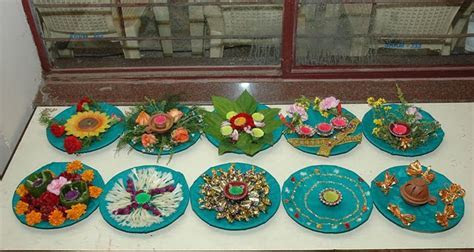 Aarthi Plates Decoration For Wedding In Chennai Home