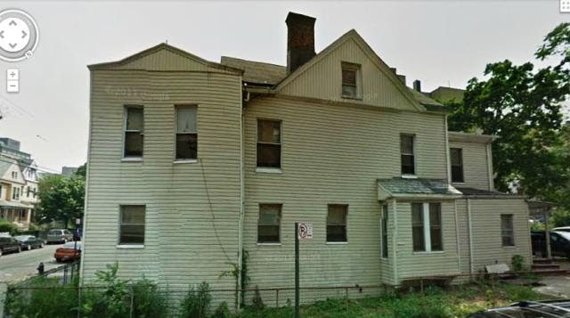 2585 Marion Avenue in the Fordham section of the Bronx, Fogarty residence