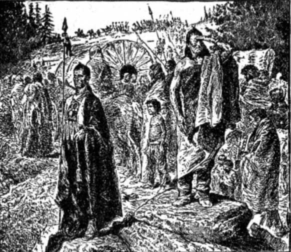 REMOVAL OF SOUTHERN INDIANS