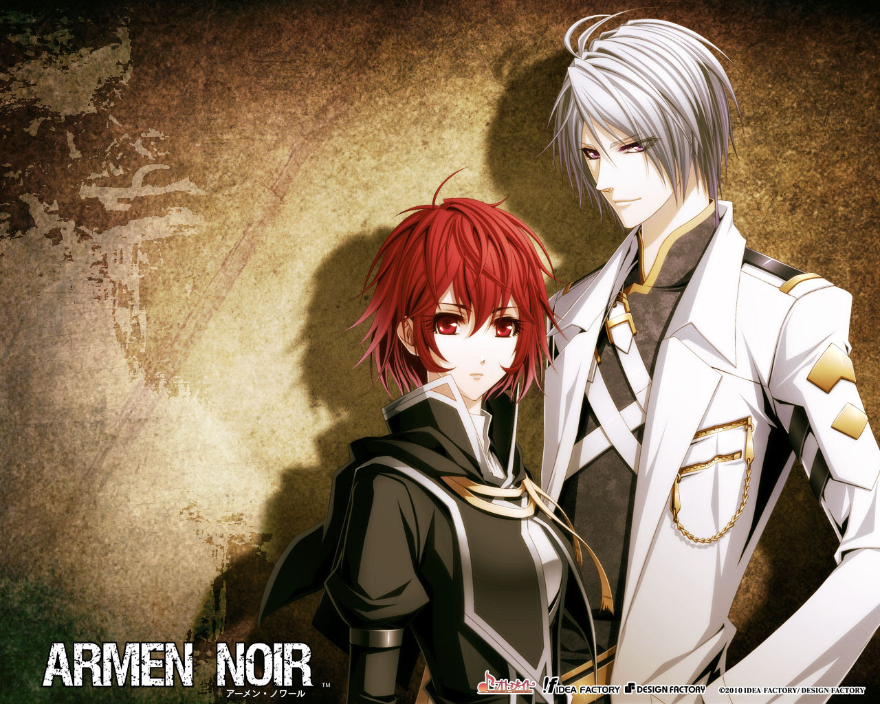 Armen Noir Otome Games Wallpaper 35036759 Fanpop