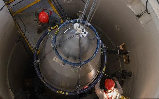 США готовят к испытаниям оружие Судного Дня – новую межконтинентальную ядерную ракету GBSD