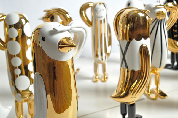 Hope Bird Collection by Jaime Hayon for Design Apart in home furnishings art  Category