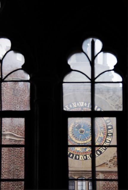 Hampton Court Palace - Clock Court