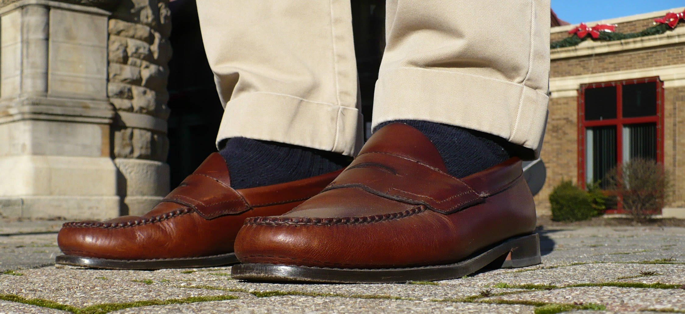 The Penny Loafer and Bass Weejuns
