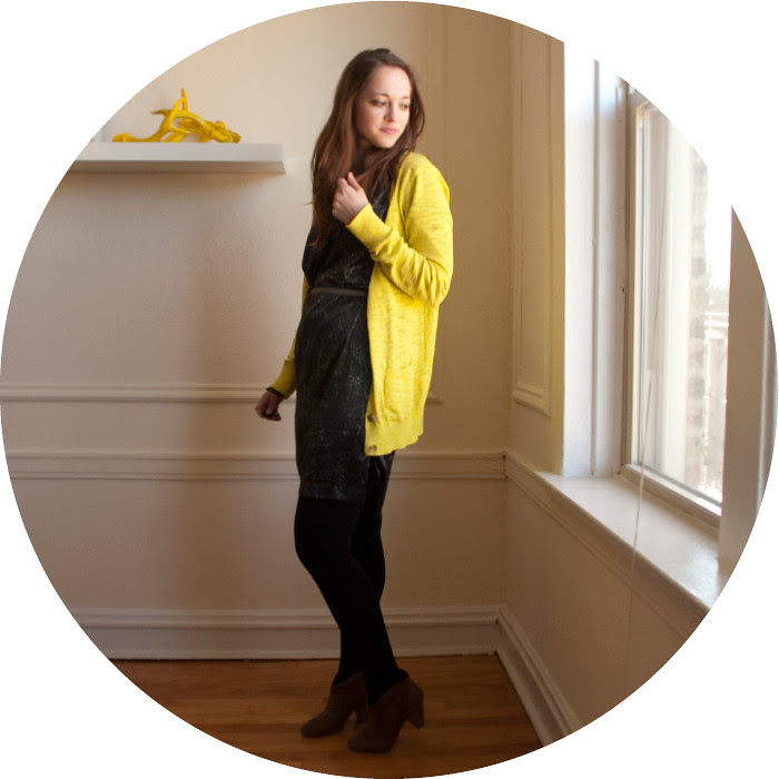 march outfit, neon cardigan, target boyfriend cardigan, neon with black, suede ankle boots, fleece-lined tights
