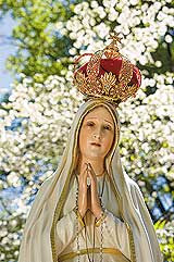 As Our Lady predicted at Fatima, Portugal, she will intervene again in history as she did in Mexico and Lepanto
