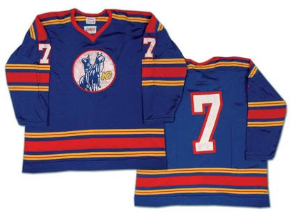 Kansas City Scouts 74-75 jersey, Kansas City Scouts 74-75 jersey