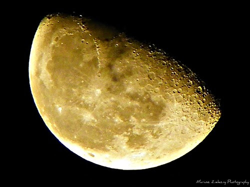 11.07.2009 Moon in Chicago