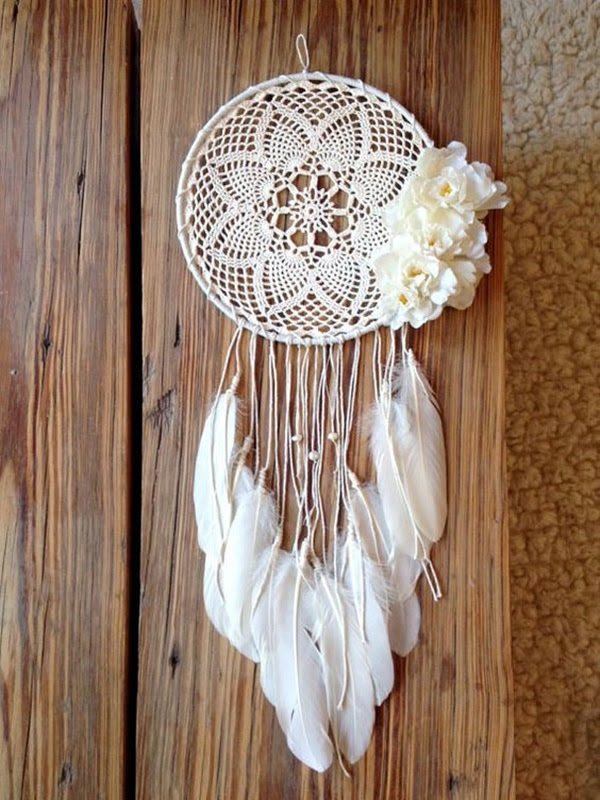 DIY Beautiful and Unique Dream Catcher Ideas (24)