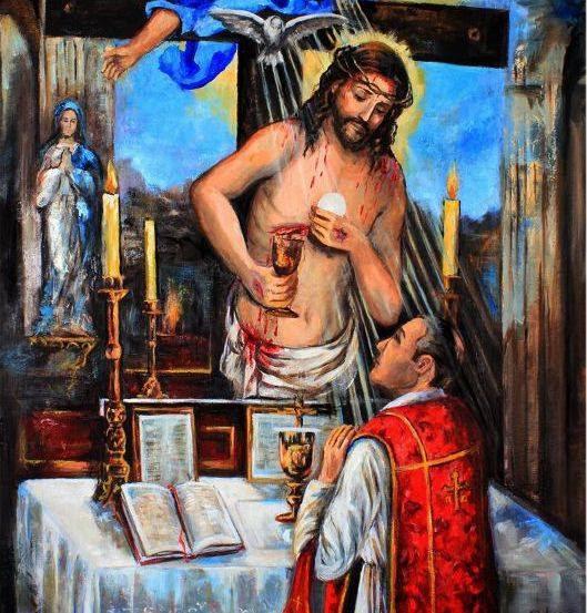 O VALOR DA SANTA MISSA – 1 - A Santa Missa é o sacrifício do Corpo e do Sangue de Nosso Senhor Jesus Cristo, oferecido em nossos altares, em memória do Sacrifício da Cruz. O Santo Sacrifício da Missa é oferecido: 1º Para adorar e glorificar a Deus;...