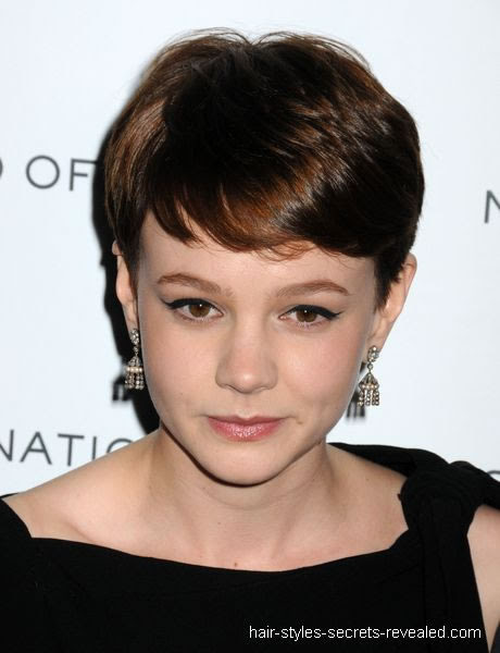 eyes / hair / face - Carey Mulligan | Art References 1 ... |Carey Mulligan An Education Hair