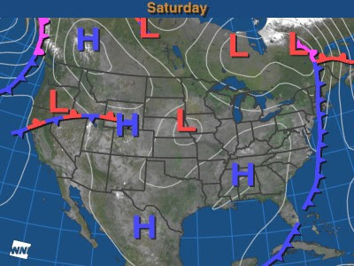 High Low Weather Map High And Low Weather Map | Map North East