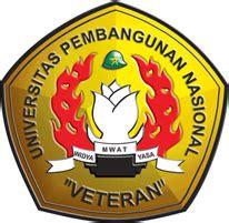 logo universitas pembangunan nasional veteran yogyakarta
