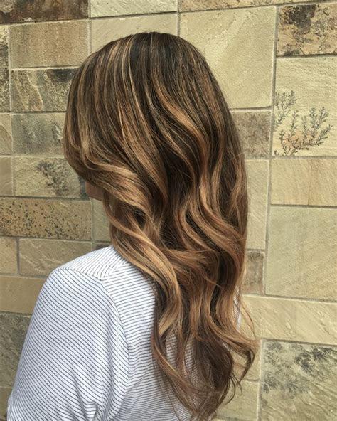 honey brown hair  rejuvenating hair color ideas