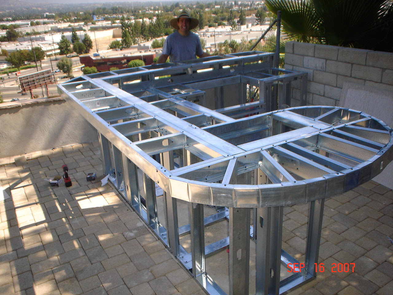 Outdoor Kitchen - New DVD Video Helps Homeowners Build Their Own ...