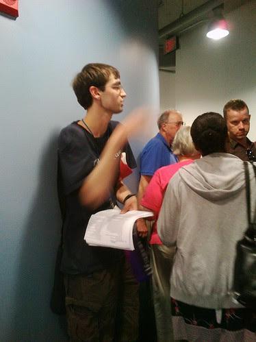 Matthew Metz at OFA_DC