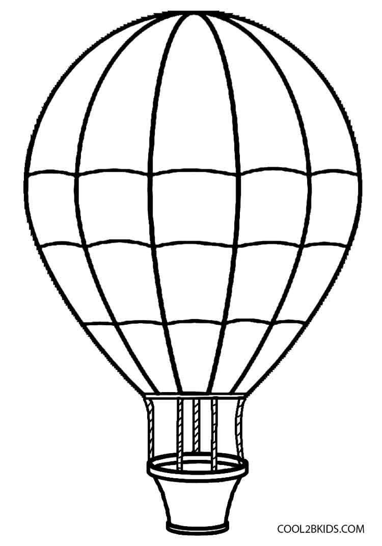 6000 Top Single Balloon Coloring Pages Images & Pictures In HD